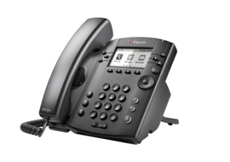 Polycom VVX 300 and 310(Gigabit Ethernet) Business Media Phones