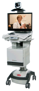 RealPresence Practitioner Cart 8000